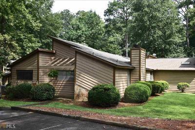 Marietta, Smyrna Condo/Townhouse For Sale: 871 Bonnie Glen Dr