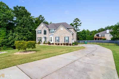 Lithonia Single Family Home New: 4668 Panther Creek Ct