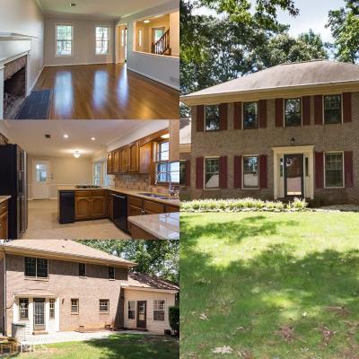 Norcross Single Family Home New: 726 Oak Ter