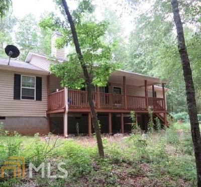 Madison County Single Family Home New: 1686 Sorrow Patterson Rd