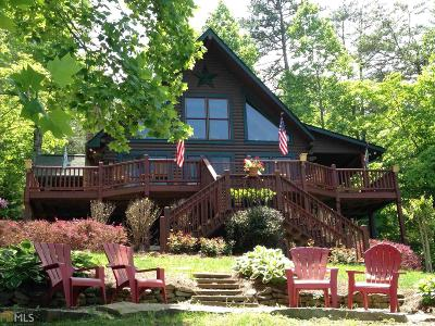 Towns County Single Family Home For Sale: 325 Bursey Rd