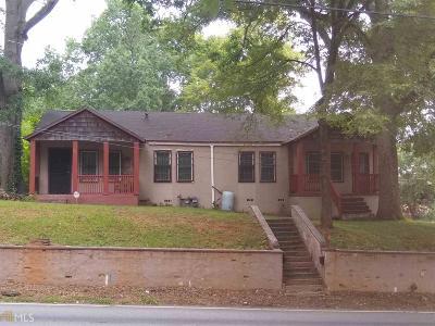 Atlanta Multi Family Home New: 374 Sawtell