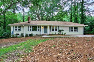 Atlanta Single Family Home New: 980 Lynhurst Dr