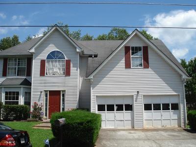 Dekalb County Single Family Home New: 3714 Salem Kirk Dr