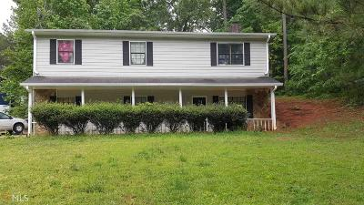Fulton County Single Family Home New: 5580 Rock Rd