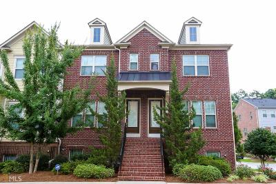 Atlanta Condo/Townhouse New: 1662 Sabastian Pt