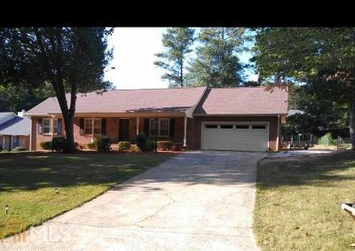 Jonesboro Single Family Home New: 2032 Lullwater Circle