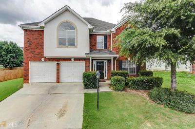 Snellville Single Family Home New: 2589 Pierce Circle