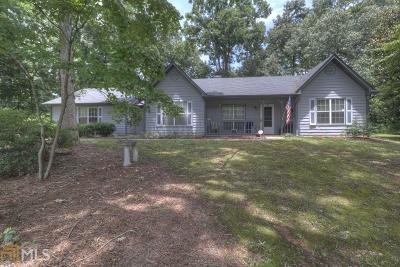 Henry County Single Family Home New: 120 Black Oak Ct
