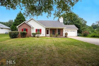 Loganville Single Family Home New: 4843 Old Highway 138