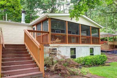 Greene County, Morgan County, Putnam County Single Family Home Back On Market: 116 Crooked Creek Bay Rd