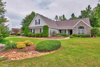 Senoia Single Family Home Under Contract: 195 Autumn Creek