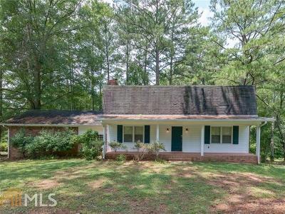 Fulton County Single Family Home New: 6460 E Stubbs Rd