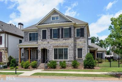 Johns Creek Single Family Home New: 6090 Bellmoore Park Ln