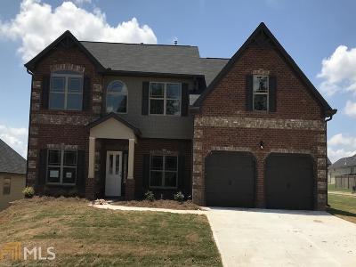 Loganville Single Family Home New: 3735 Beaver Swamp Rd