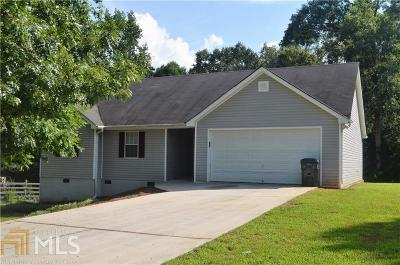 Covington Single Family Home New: 220 Mountain Rdg