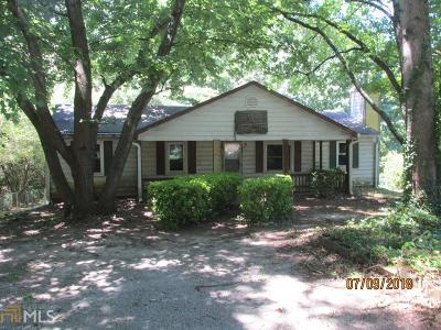 Lawrenceville Single Family Home New: 367 Paden Dr