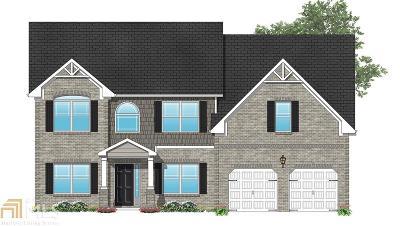 Loganville Single Family Home New: 3775 Beaver Swamp Rd
