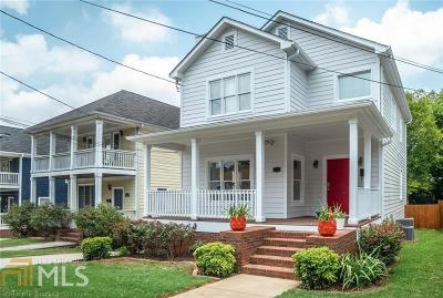 Atlanta Single Family Home New: 576 Terry