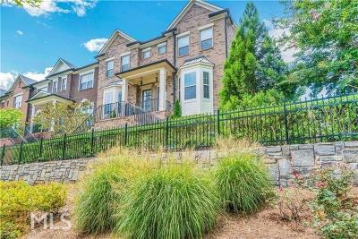 Atlanta Condo/Townhouse New: 2836 Broughton Ln