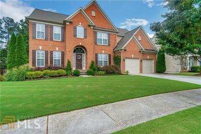 Canton Single Family Home New: 208 Setters Ridge