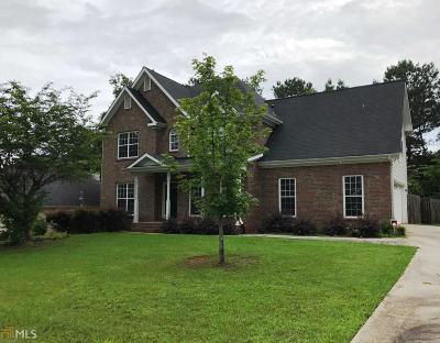 Covington Single Family Home New: 75 Wisteria Cir