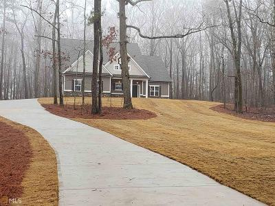 McDonough Single Family Home Under Contract: 631 North Salem Rd #3
