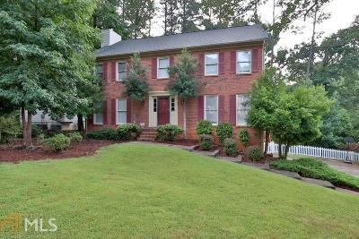 Marietta Single Family Home New: 485 Guilford Circle