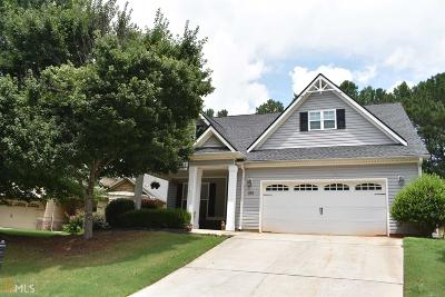 Newnan Single Family Home New: 192 Greenview Dr