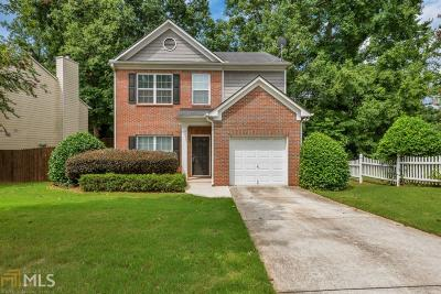 Atlanta Single Family Home New: 2211 Charleston Pointe