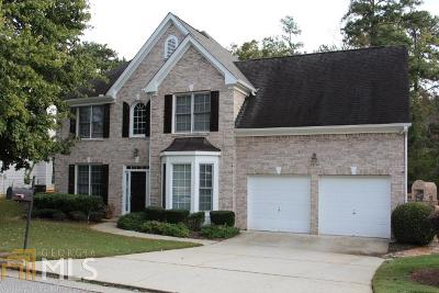 Stone Mountain Single Family Home New: 6847 Deer Trail