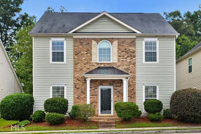 Fulton County Single Family Home New: 3276 Tiara Cir
