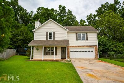 Dawsonville Single Family Home Under Contract: 117 Richmond Dr