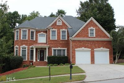 Buford Single Family Home Back On Market: 4085 Creekview Ridge Dr