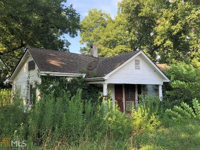 Hart County Single Family Home Under Contract: 946 Joe Findley Rd