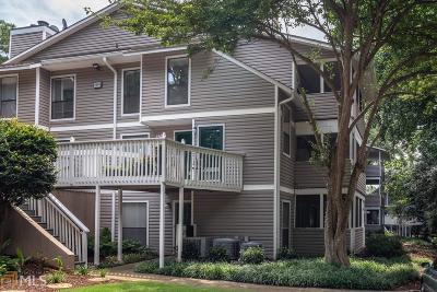 Marietta Condo/Townhouse New: 1509 Wynnes Ridge Circle SE