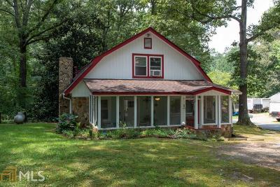 Acworth Single Family Home For Sale: 502 Etowah St
