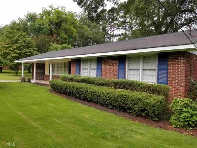 Fayette County Single Family Home New: 350 Circle Drive