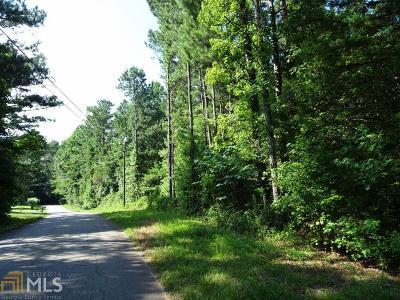 Covington Residential Lots & Land New: Oak Hill Rd