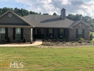 Monroe Single Family Home Under Contract: 2109 Perry Place Ln