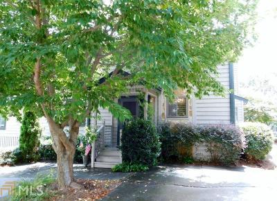 Marietta Condo/Townhouse New: 5056 Gardenia Cir