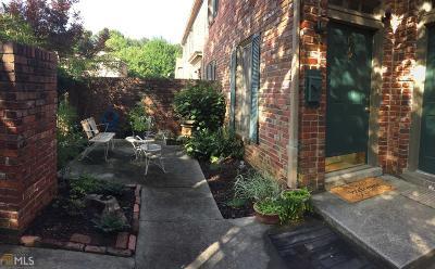 Dekalb County Condo/Townhouse New: 3087 Colonial Way #F