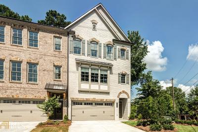 Dekalb County Condo/Townhouse New: 2531 Skyland Dr #151