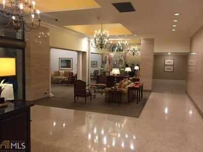 Peachtree Towers Condo/Townhouse New: 300 Peachtree St #10 D