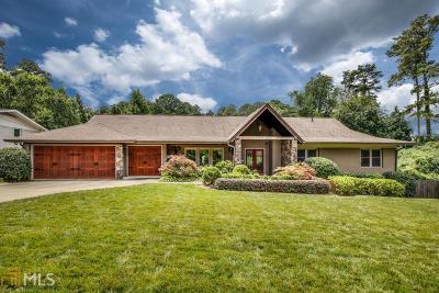 Atlanta Single Family Home New: 1157 Hopkins Ter