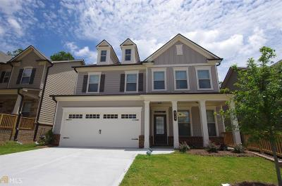 Buford Single Family Home New: 3497 Ivy Birch Way
