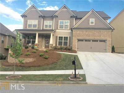 Buford Single Family Home New: 2365 Well Springs Dr