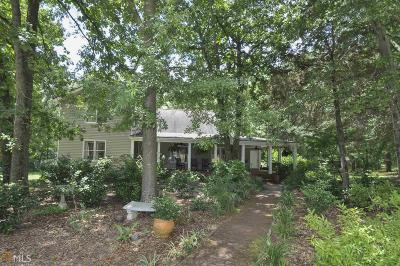 Single Family Home For Sale: 1101 Watson Springs Rd