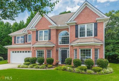 Fulton County Single Family Home New: 125 Milton Ridge Court