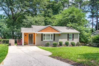 Dekalb County Single Family Home New: 2292 Brengare
